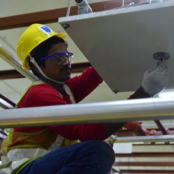 CoreTrade Trade Foreman in Fire Sprinkler Installation